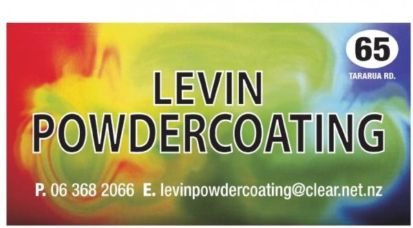 powder coating services logo